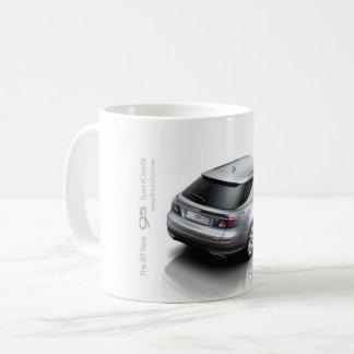 Caneca De Café Saab 9-5 NG Coffee Mug