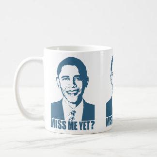 Caneca De Café Senhorita Me Ainda de Obama?