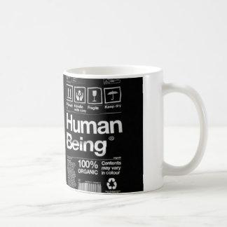 Caneca De Café ser humano