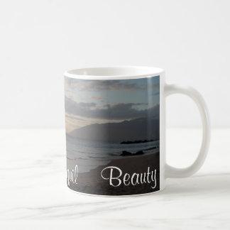 Caneca De Café Serenidade no oceano