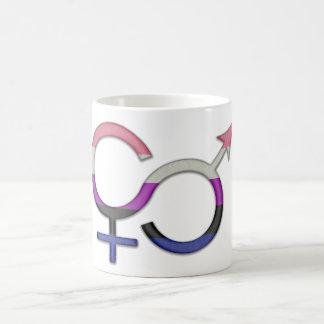 Caneca De Café Símbolo do líquido do género