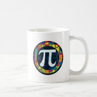 Caneca De Café Símbolos do Pi do dia do Pi