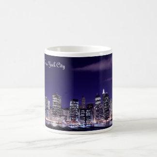 Caneca De Café Skyline da Nova Iorque