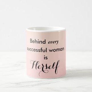 Caneca De Café Sobre mulheres