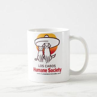 Caneca De Café Sociedade humana do Los Cabo