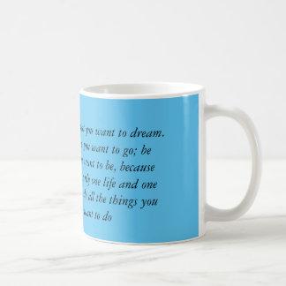Caneca De Café Sonhos