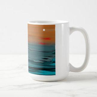 Caneca De Café Sonhos do mar