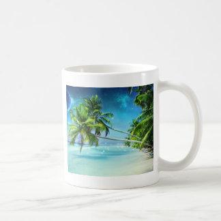 Caneca De Café Sonhos do paraíso