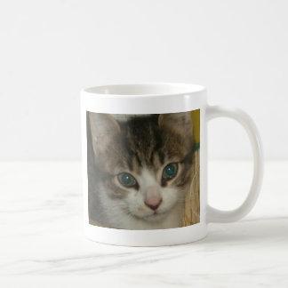 Caneca De Café Sorriso do gatinho