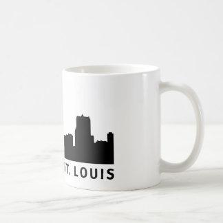 Caneca De Café St Louis