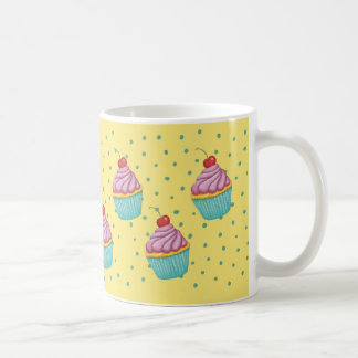 Caneca De Café Taça com Cupcake, Muffin desenho