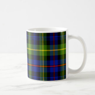 Caneca De Café Tartan do Scottish de Christie