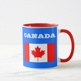 Caneca de café Tasse de Canadá -   de Quebeque