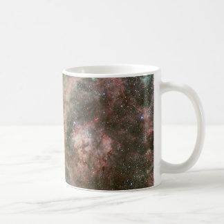 Caneca De Café Tentáculos da nebulosa do Tarantula