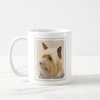 Caneca De Café Terrier de seda