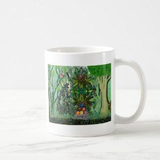 Caneca De Café tesouro na selva