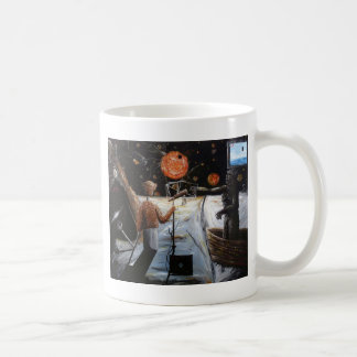 Caneca De Café Transmissão solar [transição - impressão feito sob