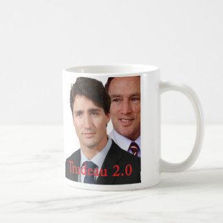 Caneca De Café Trudeau 2,0