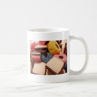 Caneca De Café UAU. Recorde estes doces?