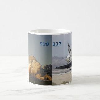 Caneca De Café Vaivém espacial
