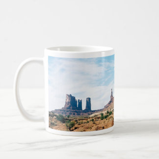 Caneca De Café Vale do monumento, arizona
