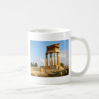 Caneca De Café Vale dos templos Sicília