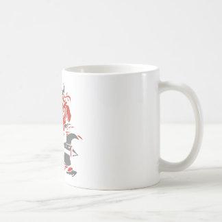 Caneca De Café Valhalla - orgulho de Viking - design do machado