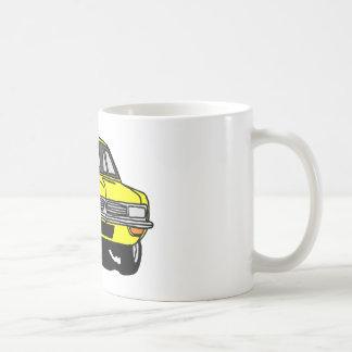 Caneca De Café Vauxhall amarelo Viva HC