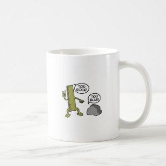 Caneca De Café Você balança-o regra