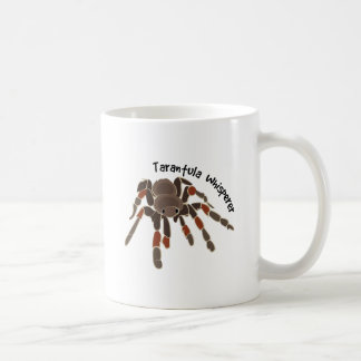 Caneca De Café Whisperer do Tarantula
