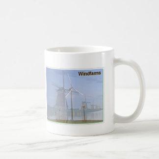 Caneca De Café Windfarms
