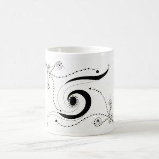 Caneca De Café Yin Yang