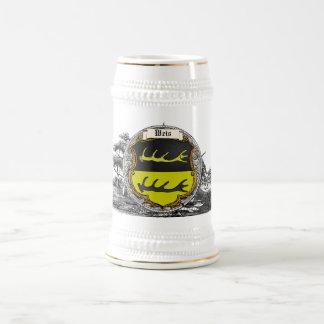 Caneca De Cerveja Braços da família de Weis (Oppenheim)