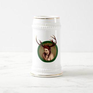 Caneca De Cerveja Cernunnos