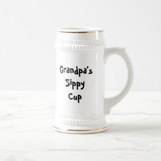 Caneca De Cerveja Copo do Sippy do vovô (customizável)