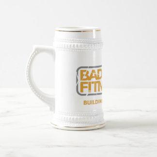Caneca de cerveja da cerveja de Badass