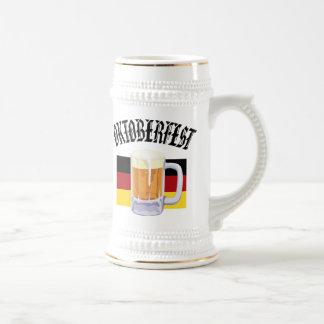 Caneca de cerveja da cerveja de Oktoberfest