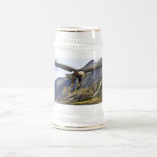 Caneca de cerveja de Alaska 3