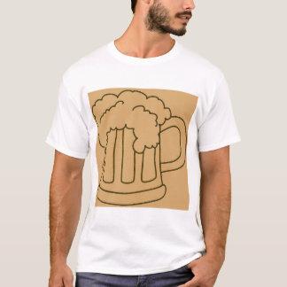 Caneca de cerveja do despedida de solteiro tshirts