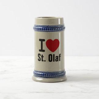 Caneca de cerveja do St. Olaf