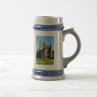 Caneca De Cerveja Igreja da abadia de Buckfast