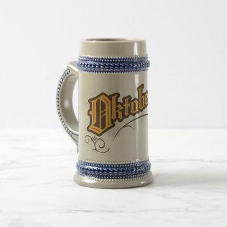 Caneca De Cerveja jarro de sólido de outubro