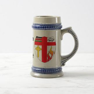 Caneca De Cerveja Kenya para o cristo