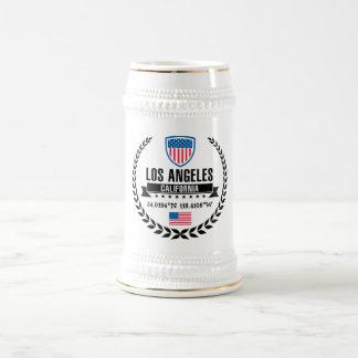 Caneca De Cerveja Los Angeles