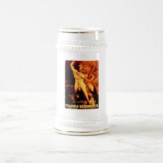 Caneca De Cerveja martelo Stien dos thors