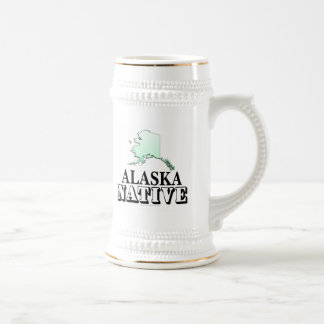 Caneca De Cerveja Nativo de Alaska