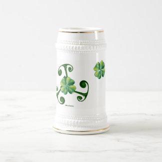Caneca De Cerveja O dia de Patrick de santo - *Lá Fhélie Pádraig de
