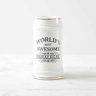Caneca De Cerveja O Paralegal o mais impressionante do mundo