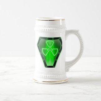 Caneca De Cerveja Radioativo
