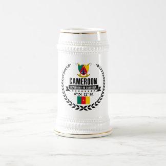 Caneca De Cerveja República dos Camarões